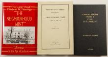 Lumpkin County Georgia History Books (3)