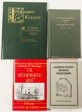 Lumpkin County, Georgia History Books (4)