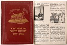 A History of White County, Georgia 1857-1980