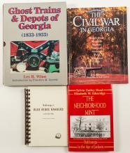 Georgia History Books