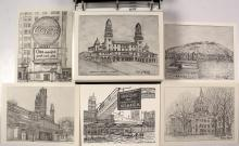 Sketches of Georgia by Ralph Mitchell
