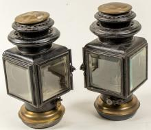Ford Model T Oil Lamps