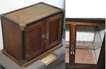 Antique Jewett Humidor