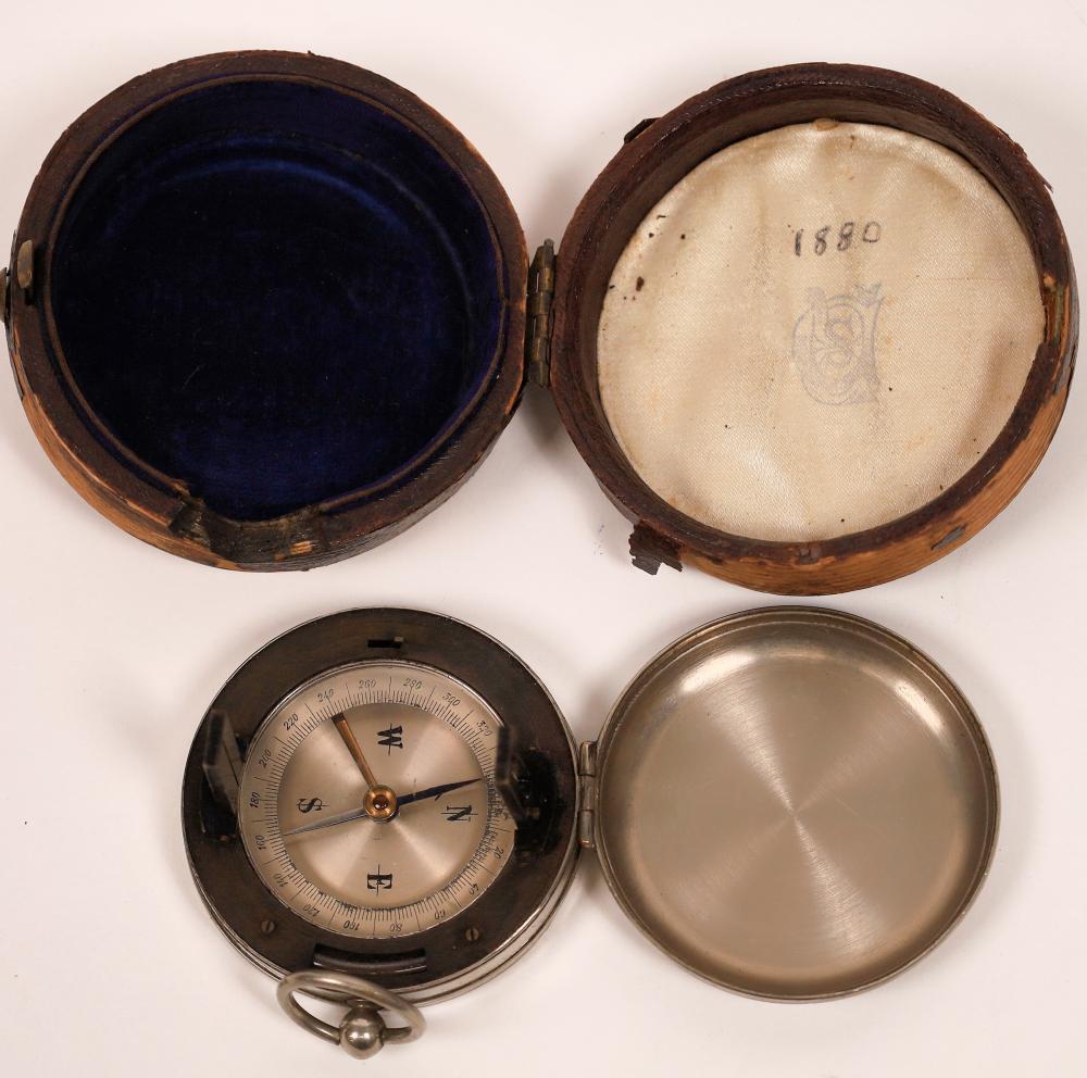 Early Mine Engineer's Compass [140456]