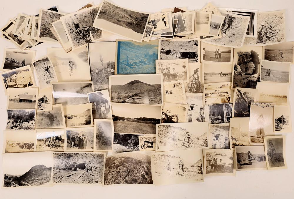 Antique Mining Photograph Collection [139305]