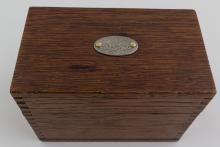 J. S. Cain, Dayage, Aurora Box