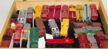 HO Rolling Stock Cabooses