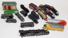 HO mixed lot non working locomotives
