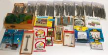 HO landscape and misc accessories