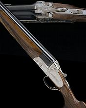 KRIEGHOFF A LITTLE USED 12-BORE SINGLE-TRIGGER OVER AND UNDER HAND-DETACHABLE SIDELOCK EJECTOR, serial no. 82337,