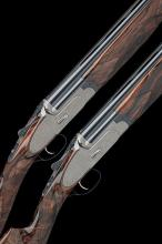 PERAZZI A PAIR OF 20-BORE 'MX20 CSCO' DETACHABLE SIDEPLATED TRIGGERPLATE-ACTION OVER AND UNDER EJECTORS, serial no. 69474 / 5,