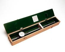 A CASED 'CHUBB' TYPE BORE GAUGE,