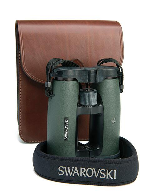 SWAROVSKI A SET OF 10X42 EL SWAROVSKI BINOCULARS,