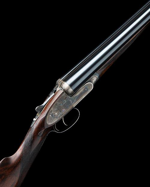 J. PURDEY & SONS A FINE 12-BORE SELF-OPENING SIDELOCK EJECTOR, serial no. 22078,