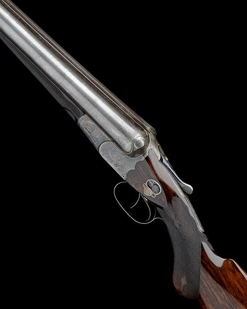 W.W. GREENER A FINE 10-BORE ''ROYAL'' FACILE PRINCEPS SELF-ACTING EJECTOR, serial no. 36937,