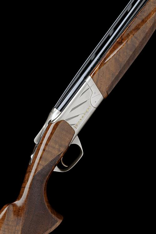 BROWNING A VIRTUALLY NEW AND UNUSED 12-BORE ''CYNERGY TRAP'' SINGLE-TRIGGER OVER AND UNDER EJECTOR, serial no. 20444MV132,