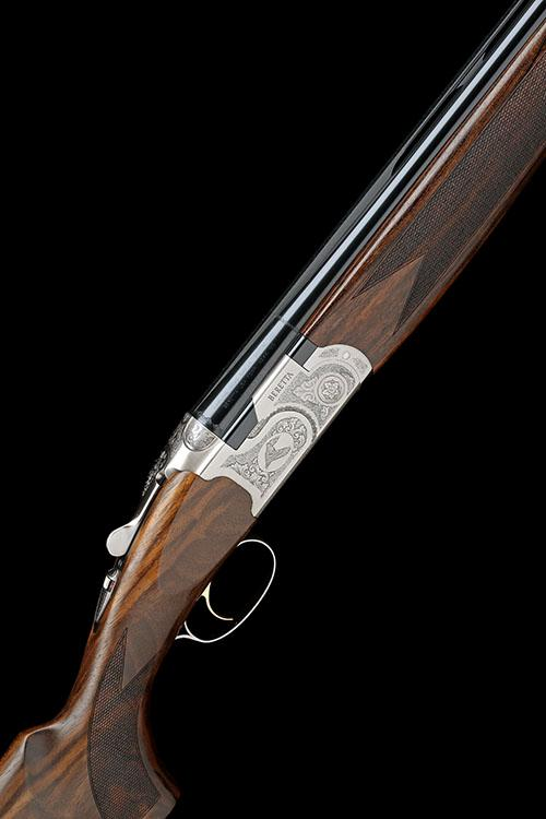 BERETTA A VIRTUALLY NEW AND UNUSED 12-BORE (3IN.) ''SILVER PIGEON CLASSIC'' SINGLE-TRIGGER OVER AND UNDER EJECTOR, serial no. Z17908S,