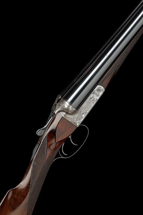 WILLIAM EVANS (FROM PURDEY''S) A 12-BORE BOXLOCK EJECTOR, serial no. 9426,