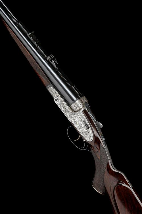 HOLLAND & HOLLAND A .30-06 (RIMLESS) ''ROYAL'' HAND-DETACHABLE SIDELOCK EJECTOR DOUBLE RIFLE, serial no. 19457,