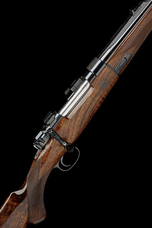 WESTLEY RICHARDS & CO. A FINE .318 (RIMLESS) TAKE-DOWN BOLT-MAGAZINE SPORTING RIFLE, serial no. LT36750,