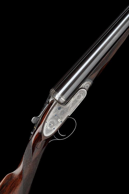 J. PURDEY & SONS A 12-BORE SINGLE-TRIGGER SELF-OPENING SIDELOCK EJECTOR, serial no. 19901,