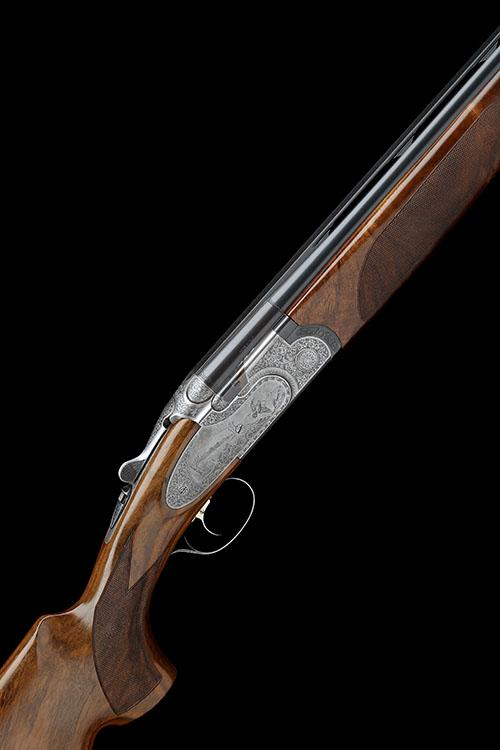 P. BERETTA A 12-BORE ''MOD. 687 EELL SPORTING'' SINGLE-TRIGGER OVER AND UNDER EJECTOR, serial no. F83868B,