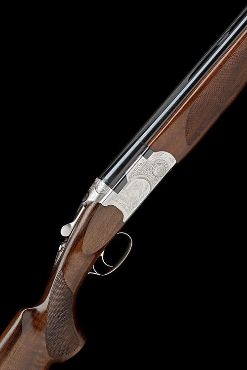 BERETTA A 12-BORE (3IN.) ''687 SILVER PIGEON III'' SINGLE-TRIGGER OVER AND UNDER EJECTOR, serial no. U58915B,
