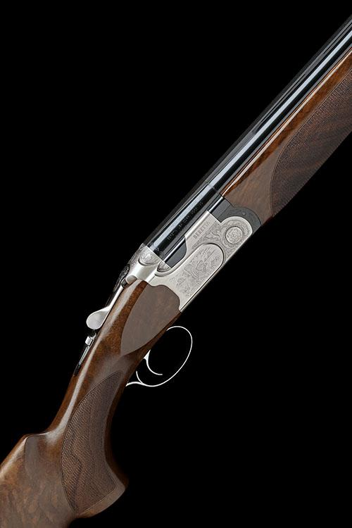 BERETTA A LITTLE-USED 12-BORE (3IN.) ''690 III SPORT'' SINGLE-TRIGGER OVER AND UNDER EJECTOR, serial no. Z53424S,