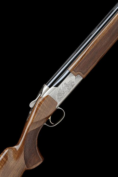 † BROWNING A NEW AND UNUSED 12-BORE (3IN.) ''B725 HUNTER G1'' SINGLE-TRIGGER OVER AND UNDER EJECTOR, serial no. 55676ZW,