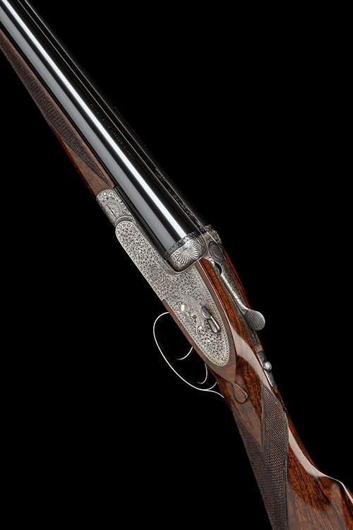 HOLLAND & HOLLAND A 20-BORE ''ROYAL'' HAND-DETACHABLE SIDELOCK EJECTOR, serial no. 27156,