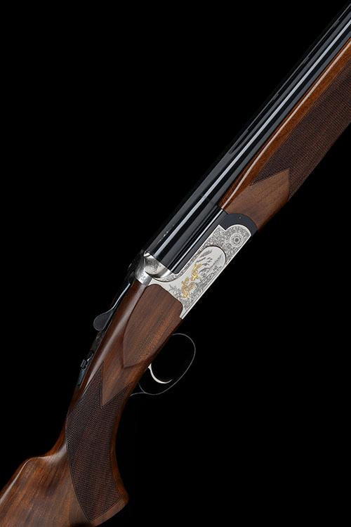 ANTONIO ZOLI A VIRTUALLY NEW AND UNUSED 12-BORE (3IN.) ''GAME LUX'' SINGLE-TRIGGER OVER AND UNDER EJECTOR, serial no. 247207,