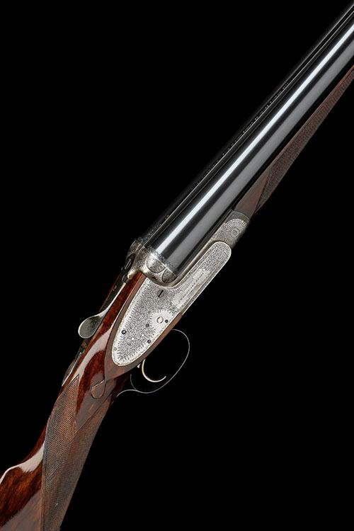 J. WOODWARD & SONS A 12-BORE SINGLE-TRIGGER SIDELOCK EJECTOR, serial no. 6211,
