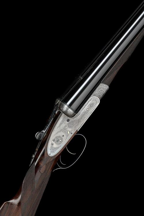 HOLLAND & HOLLAND A 12-BORE ''ROYAL'' SIDELOCK EJECTOR, serial no. 23519,