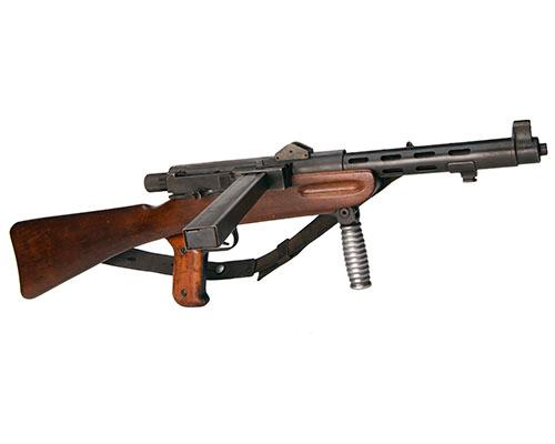 ** WAFFENFABRIK BERN, SWITZERLAND A SCARCE 9mm (PARA) FULLY AUTOMATIC SUBMACHINE GUN, MODEL ''MP41/44'', serial no. 18410,