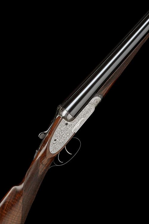 HOLLAND & HOLLAND A 12-BORE ''ROYAL'' SIDELOCK EJECTOR, serial no. 16420,