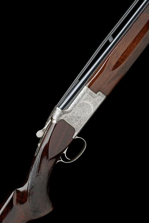 B.C. MIROKU A 12-BORE ''6000 TR-V'' SINGLE-TRIGGER OVER AND UNDER EJECTOR, serial no. 78171PY,