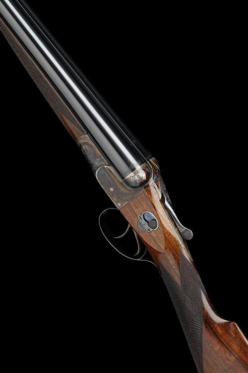 W.W. GREENER A 12-BORE ''FH35'' FACILE PRINCEPS FORE-END EJECTOR, serial no. 66797,