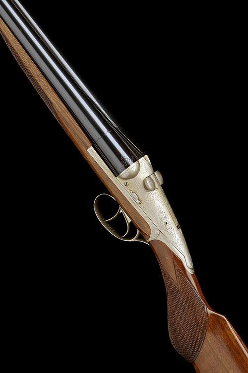 DARNE A LIGHTWEIGHT 12-BORE ''R13'' SLIDING-BREECH NON-EJECTOR, serial no. 8F417,