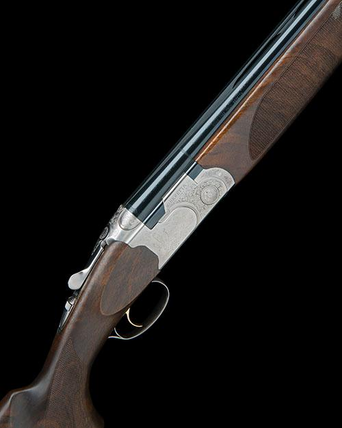 BERETTA A 12-BORE (3IN.) ''687 SILVER PIGEON III'' SINGLE-TRIGGER OVER AND UNDER EJECTOR, serial no. N07347S,