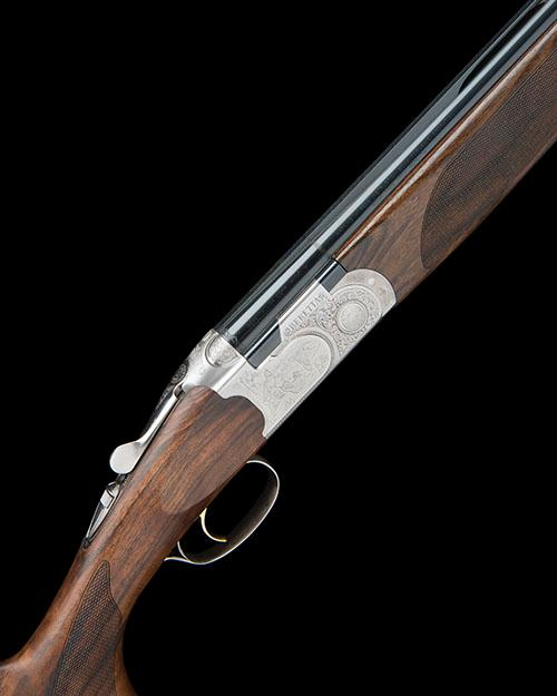 BERETTA A 20-BORE (3IN.) ''687 SILVER PIGEON III'' SINGLE-TRIGGER OVER AND UNDER EJECTOR, serial no. U60716B,