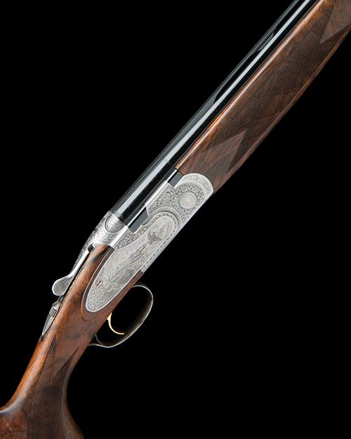 P. BERETTA A 20-BORE (3IN.) ''S687 EELL'' SINGLE-TRIGGER OVER AND UNDER EJECTOR, serial no. N14107S,