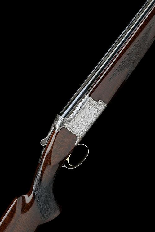 BROWNING A 12-BORE ''MOD. 325 SL'' SINGLE-TRIGGER OVER AND UNDER EJECTOR, serial no. 50827NY,