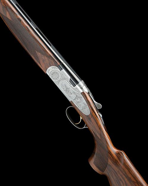 † BERETTA A VIRTUALLY NEW AND UNUSED 20-BORE (3IN.) ''687 EELL DIAMOND PIGEON'' SINGLE-TRIGGER OVER AND UNDER EJECTOR, serial no