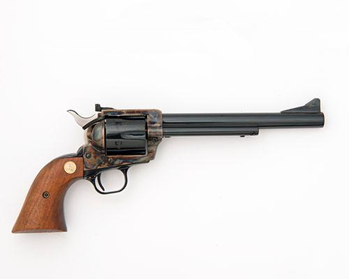 COLT, USA A BOXED .45 (L/C) SIX-SHOT SINGLE-ACTION REVOLVER, MODEL ''NEW FRONTIER'', serial no. 05583NF,