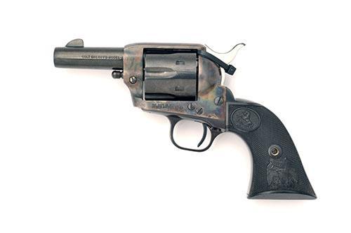 COLT, USA A .44-40 SINGLE-ACTION REVOLVER, MODEL ''SHERIFF'', serial no. SA38813,