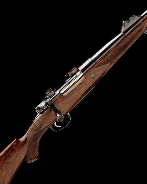 W.J. JEFFERY & CO. A .300 HOLLAND & HOLLAND BOLT-MAGAZINE TAKE-DOWN SPORTING RIFLE, serial no. 40628,