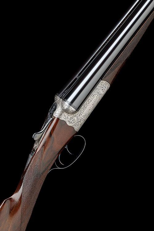 WESTLEY RICHARDS & CO. A 12-BORE 1897 PATENT DETACHABLE LOCK EJECTOR, serial no. 02170,