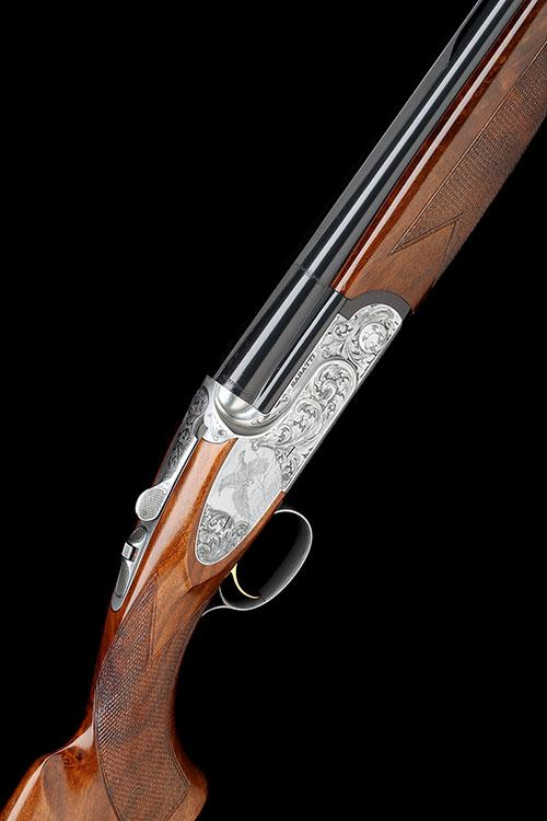 ARMI SABATTI A NEW AND UNUSED 12-BORE (3IN.) ''ALPEN EAGLE'' SINGLE-TRIGGER SIDEPLATED OVER AND UNDER EJECTOR, serial no. 124273,