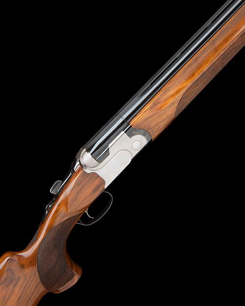 BERETTA A 12-BORE ''DT10 TRIDENT'' SINGLE-TRIGGER OVER AND UNDER EJECTOR, serial no. AF4845B,