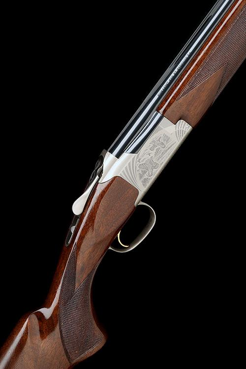 † BROWNING A NEW AND UNUSED 20-BORE (3IN.) ''B725 HUNTER G1'' SINGLE-TRIGGER OVER AND UNDER EJECTOR, serial no. 67936ZW,